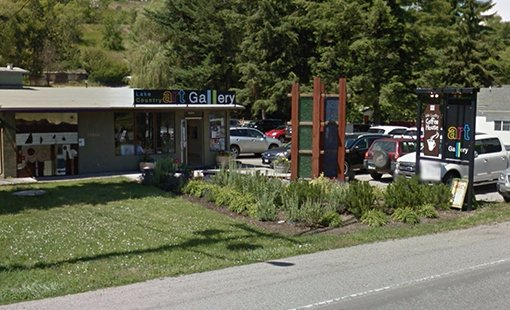 Lake Country Art Gallery street view-Lake-Country BC